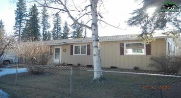 1556 DOGWOOD STREET, Fairbanks, Alaska 99701, 3 Bedrooms Bedrooms, ,2 BathroomsBathrooms,Residential,For Sale,DOGWOOD STREET,143632