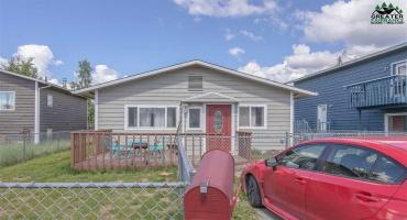 1010 27TH AVENUE, Fairbanks, Alaska 99701, 2 Bedrooms Bedrooms, ,1 BathroomBathrooms,Residential,For Sale,27TH AVENUE,143639