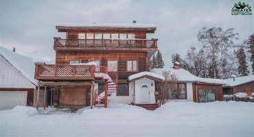 936 9TH AVENUE, Fairbanks, Alaska 99701, 3 Bedrooms Bedrooms, ,3 BathroomsBathrooms,Residential,For Sale,9TH AVENUE,143640