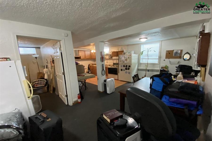 140 MINNIE STREET, Fairbanks, Alaska 99701, ,Multi-family,For Sale,MINNIE STREET,143783