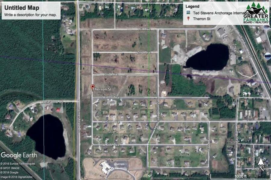 L9BJ FOURTH AVENUE, North Pole, Alaska 99705, ,Land,For Sale,FOURTH AVENUE,143674