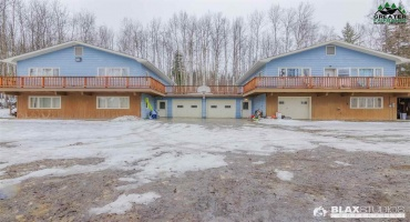 651 CHENA HOT SPRINGS ROAD, Fairbanks, Alaska 99712, ,Multi-family,For Sale,CHENA HOT SPRINGS ROAD,143800