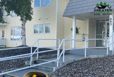 665 10TH AVENUE, Fairbanks, Alaska 99701, 2 Bedrooms Bedrooms, ,1 BathroomBathrooms,Residential,For Sale,10TH AVENUE,144448